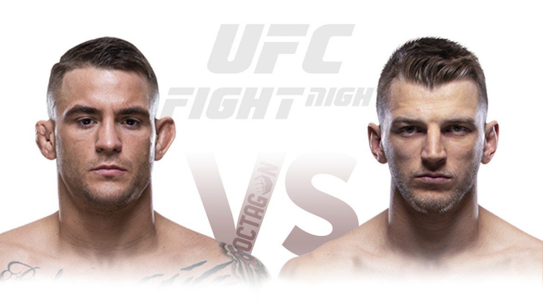 Порье – Хукер прогноз на UFC on ESPN 12 от OCTAGON