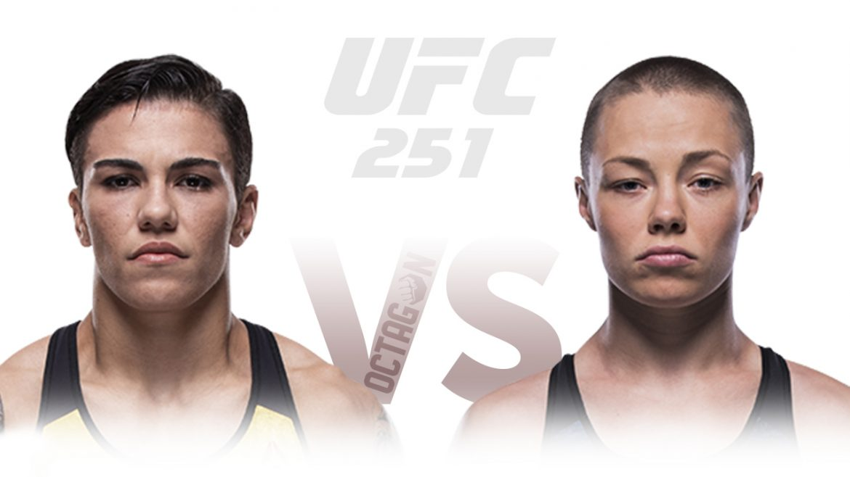 Андраде – Намаюнас прогноз на UFC 251
