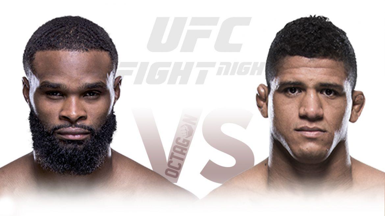 Вудли – Бернс прогноз на UFC on ESPN 9