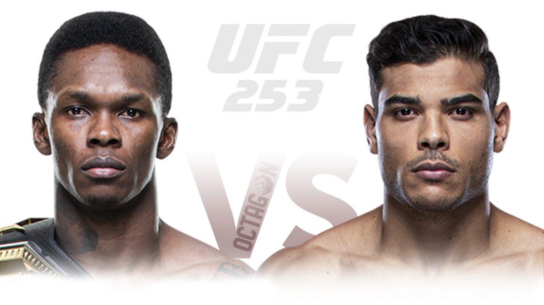 Исраэль Адесанья – Пауло Коста прогноз на UFC 253