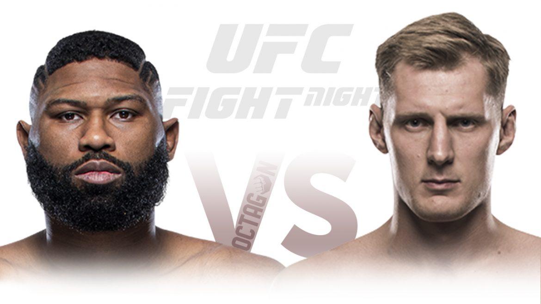 Блэйдс – Волков прогноз на UFC on ESPN 11