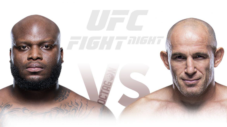 Льюис — Олейник прогноз на UFC Vegas 6