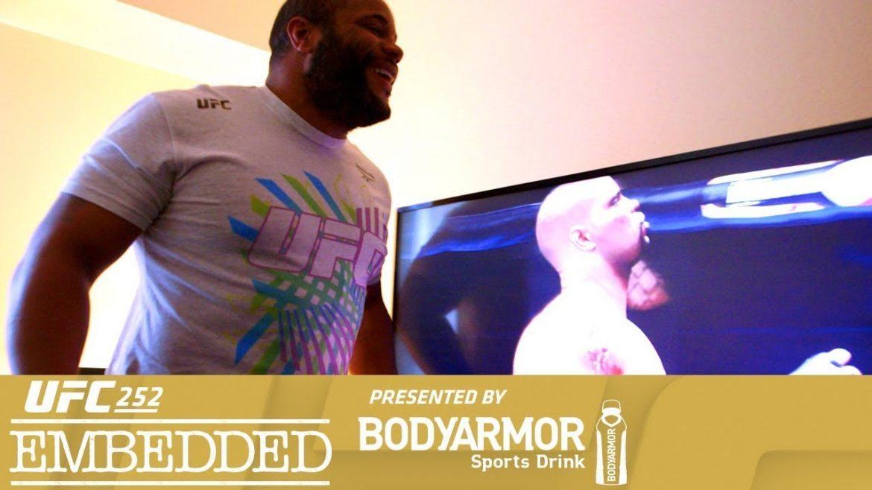 Превью к UFC 252: Embedded (Эпизод третий)