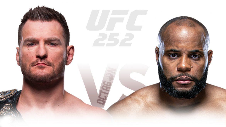 Миочич – Кормье III прогноз на UFC 252