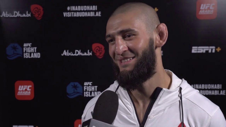 Хамзат Чимаев обещает прикончить Макгрегора в первом раунде