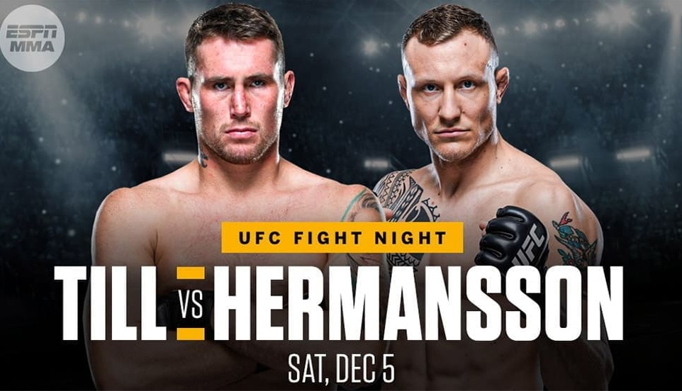 Тилл встретится с Херманссоном 5-го декабря
