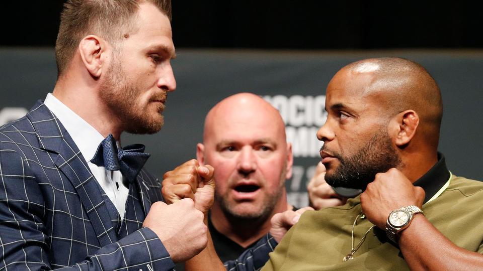 Бойцы UFC дали свой прогноз на бой Миочич – Кормье III