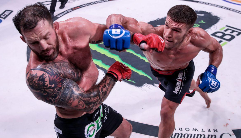 Немков нокаутировал Бейдера и стал чемпионом Bellator
