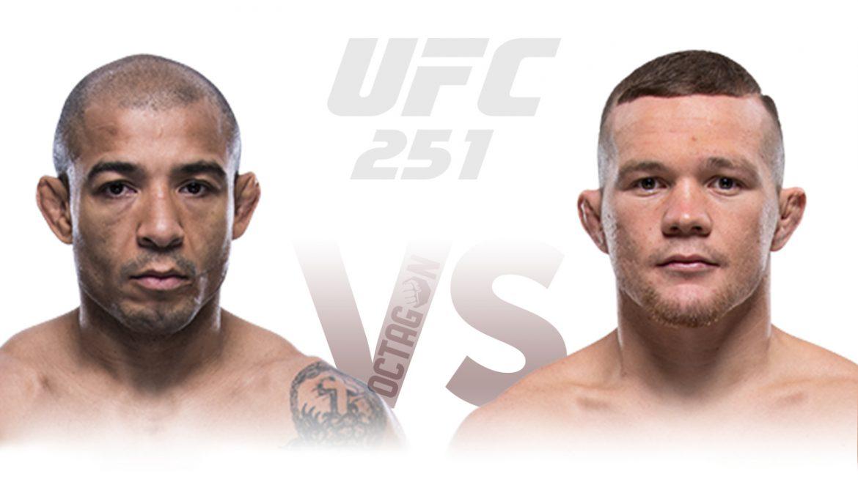 Ян – Альдо прогноз на UFC 251