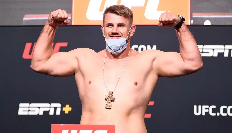 Александр Романов о дебюте в UFC и целях на будущее