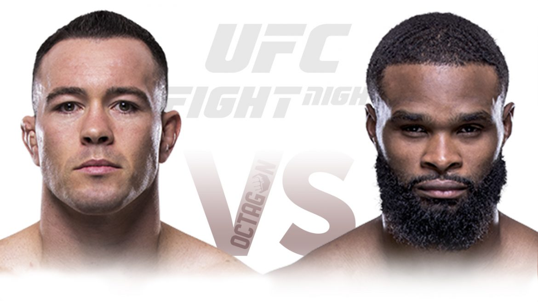 Колби Ковингтон – Тайрон Вудли прогноз на UFC Vegas 11
