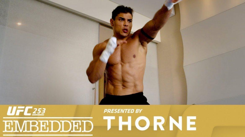 Превью к UFC 253: Embedded (Эпизод третий)