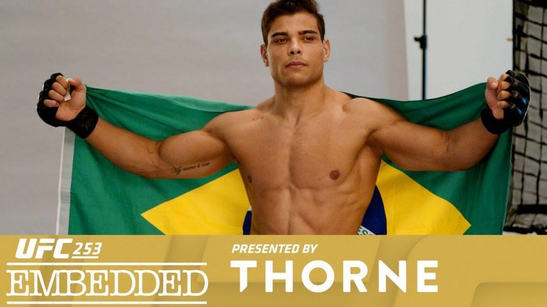 Превью к UFC 253: Embedded (Эпизод четвертый)
