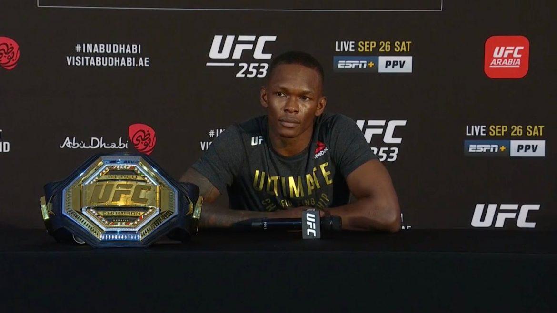 UFC 253: Самые интересные моменты пресс-конференции