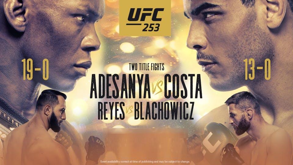 UFC 253: превью и прогнозы от нашей команды
