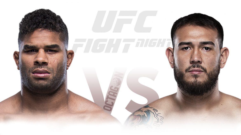 Алистар Оверим – Аугусто Сакаи прогноз на UFC Vegas 9