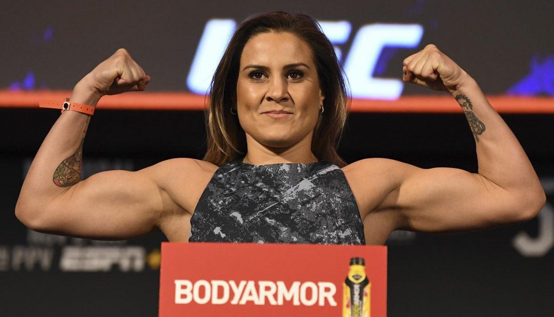 Дженнифер Майя надеется удивить мир победой над Шевченко на UFC 255
