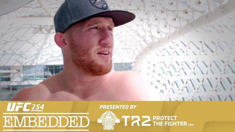 Превью к UFC 254: Embedded (Эпизод второй)