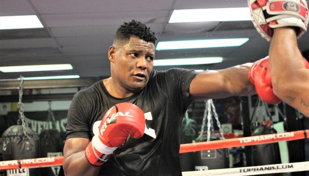 Луис Ортис надеется вернуться на ринг в ноябре