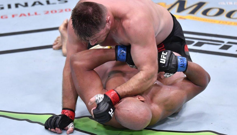 Александр Романов добыл вторую победу в UFC