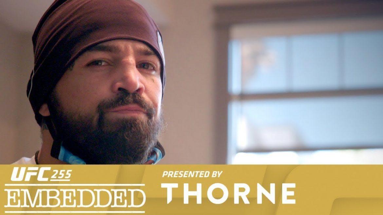 Превью к UFC 255: Embedded (Эпизод третий)