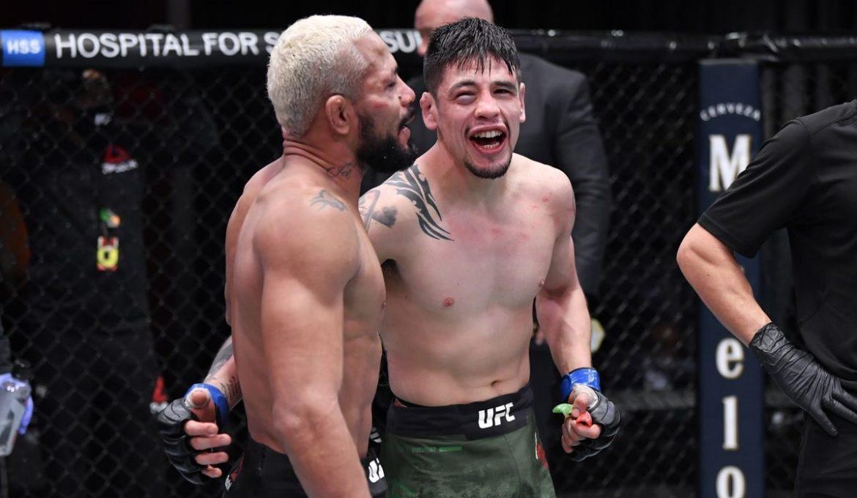Выводы после UFC 256: великолепный Ган, Холланд врывается в топ, Тони уже не тот?