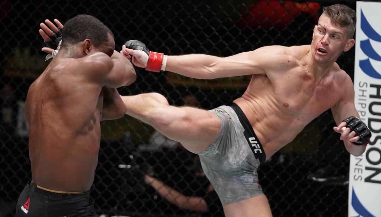 Стивен Томпсон деклассировал Джеффа Нила в главном событии UFC Fight Night 183