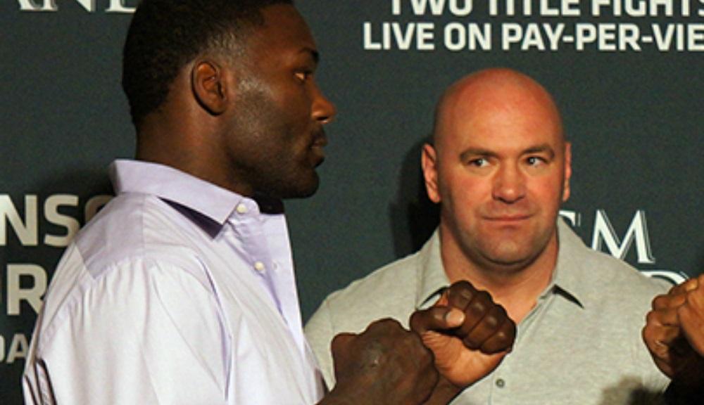 Дана Уайт о переходе Джонсона в Bellator: «Он действительно хотел остаться в UFC»