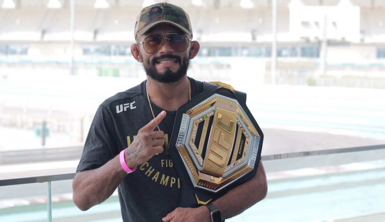 Фигередо ожидает легкой весогонки и быстрой победы на UFC 256