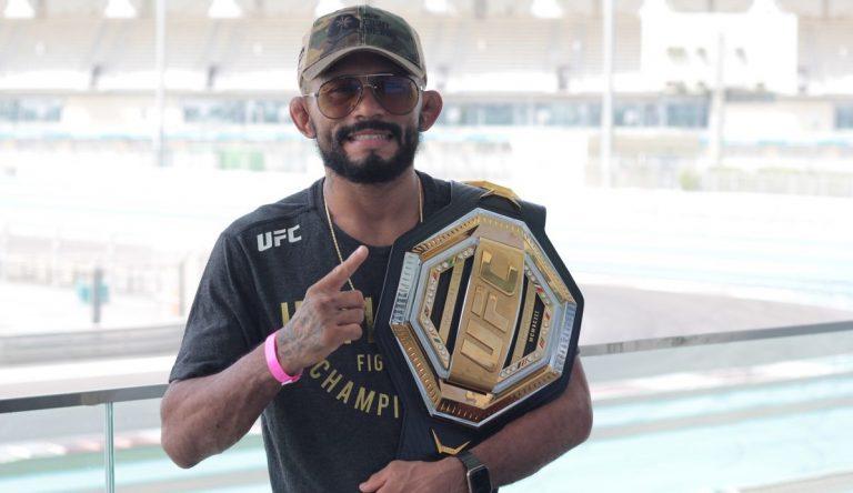 Фигередо UFC 256