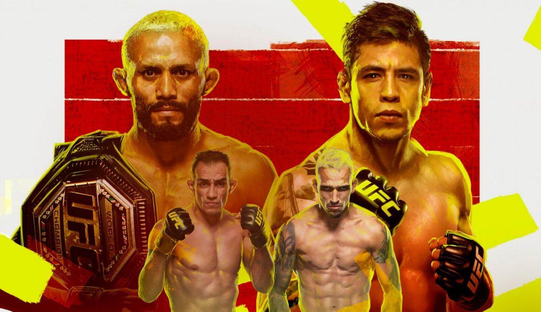 Превью UFC 256: Этот турнир нельзя пропустить!