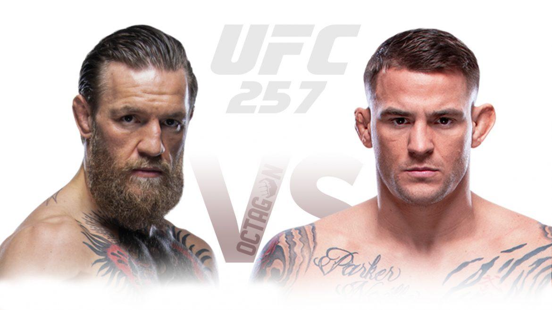 Конор Макгрегор – Дастин Порье II прогноз на UFC 257