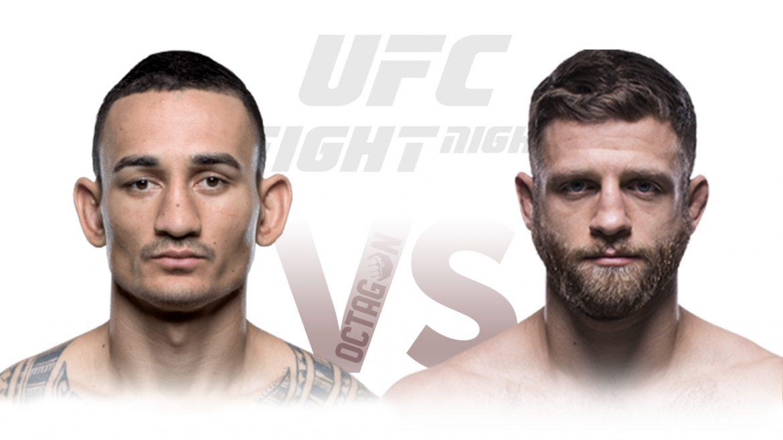 Макс Холлоуэй – Келвин Кэттер прогноз на UFC Fight Island