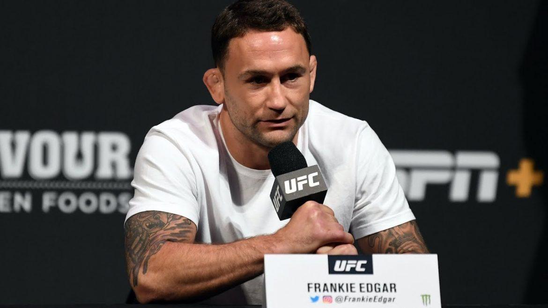 Фрэнки Эдгар: «Я должен финишировать Кори Сэндхагена, если хочу титульный бой»