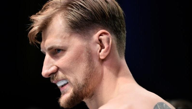 Александр Волков: «Я точно буду чемпионом в будущем»