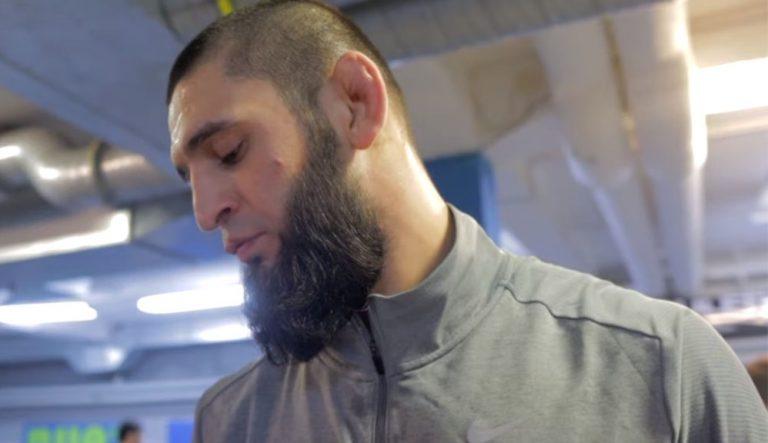UFC окажет помощь Чимаеву