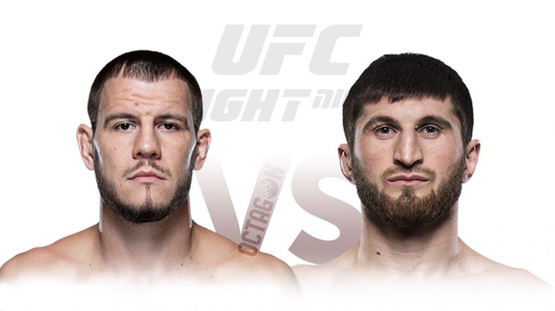 Никита Крылов – Магомед Анкалаев прогноз на UFC Fight Night 186