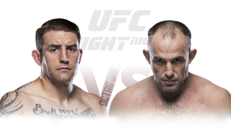 Крис Даукас – Алексей Олейник прогноз на UFC Fight Night 185