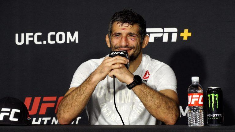 Дариуш извинился перед матчмейкерами UFC