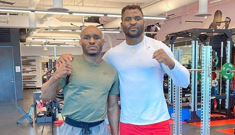 Фрэнсис Нганну объявил, что Камару Усман будет в его углу в бою с Миочичем