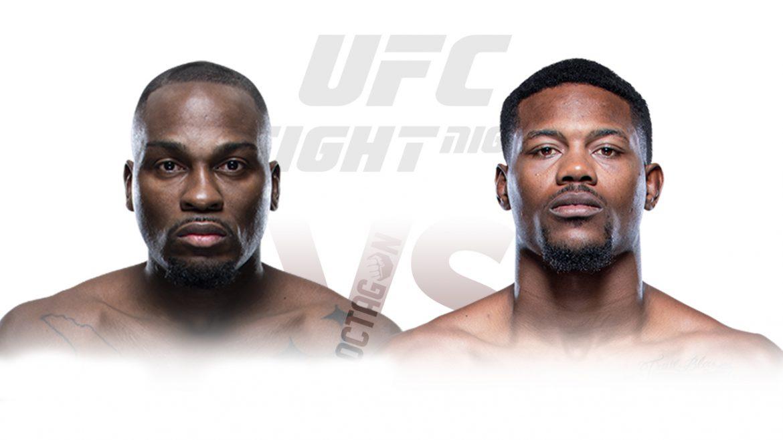 Дерек Брансон – Кевин Холланд прогноз на UFC FN 188