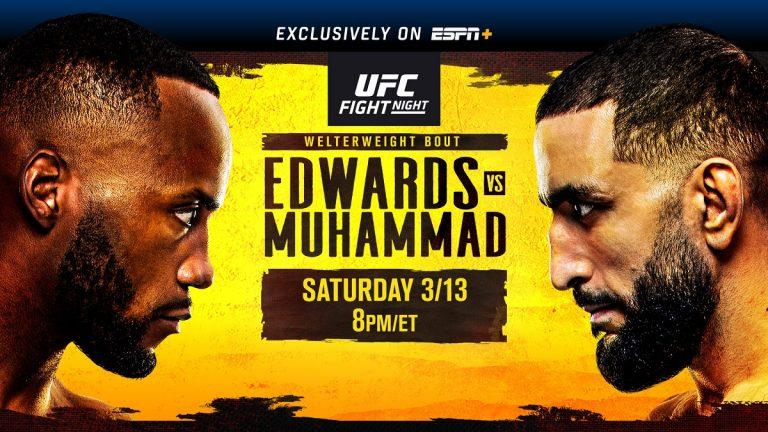 Прогнозы на UFC FN 187