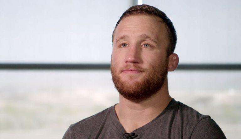 Джастин Гэтжи UFC конфликт