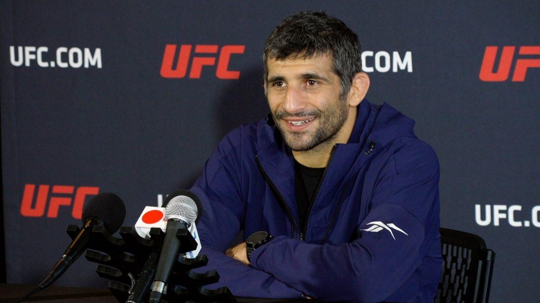 Бенеил Дариуш ждет лучшую версию Тони Фергюсона на UFC 262