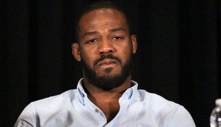 Джон Джонс обратился к UFC