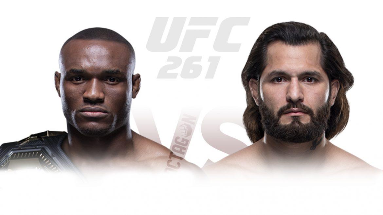Камару Усман – Хорхе Масвидаль 2 прогноз на UFC 261