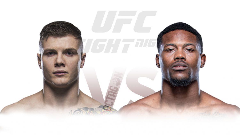 Марвин Веттори – Кевин Холланд прогноз на UFC FN 189