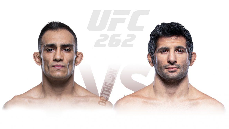 Тони Фергюсон – Бенеил Дариуш прогноз на UFC 262