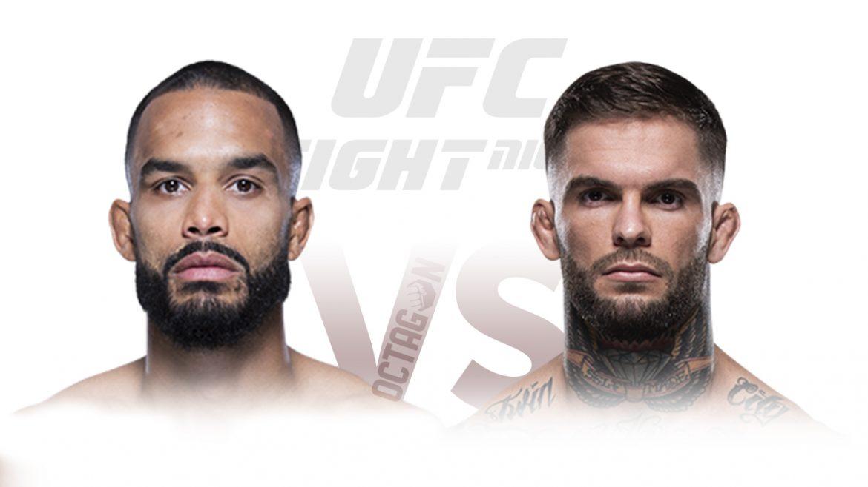 Роб Фонт – Коди Гарбрандт прогноз на UFC Fight Night 193