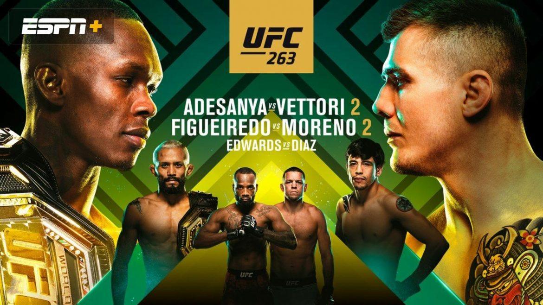 Выводы UFC 263: нокаут за 7 секунд, первый чемпион из Мексики и неувядающий Диас